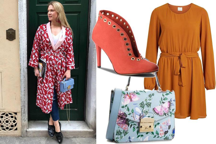 4bb458996b 3 główne trendy na jesień. Taliowaną sukienkę po prostu musimy mieć w  szafie! A spodnie  Ten fason wydłuża nogi