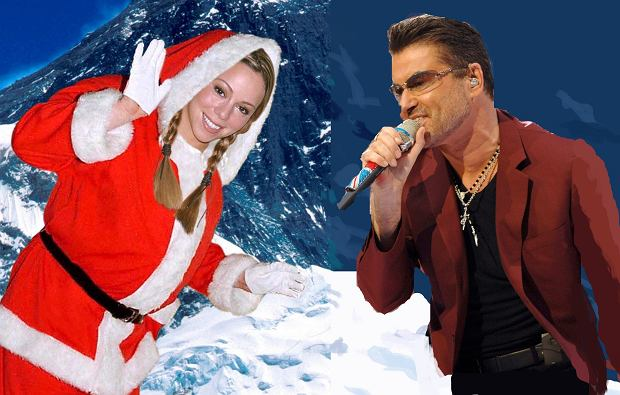 Mariah Carey i George Michael