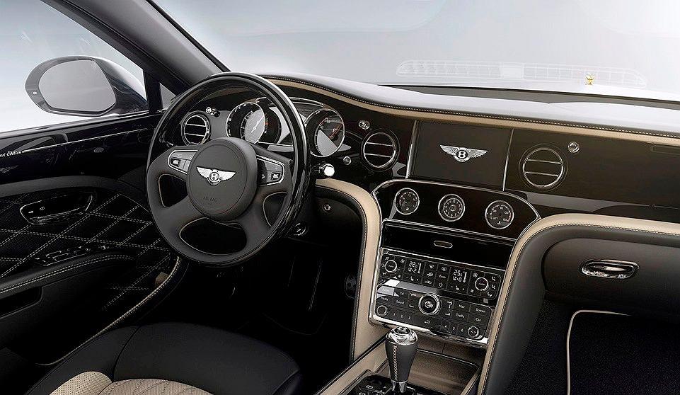 Bentley Mulsanne Sinjari Edition