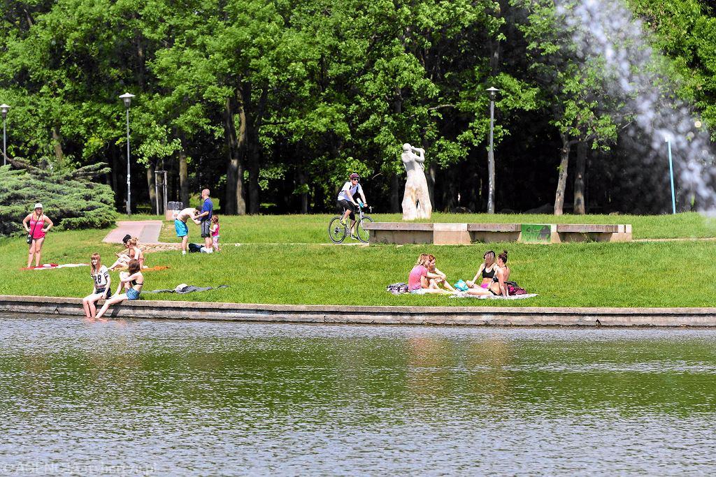 Park Szczęśliwicki