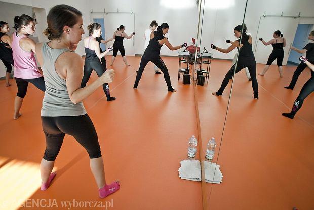 Piloxing - po��czenie boksu i... baletu