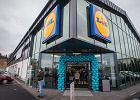 23.02.2017 Bydgoszcz, otwarcie marketu Lidl przy ulicy Nakielskiej.