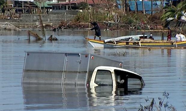 Tajfun na Filipinach