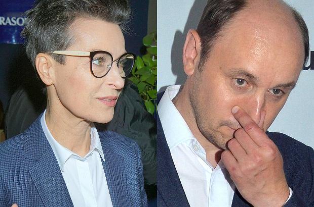 Danuta Stenka, Adam Woronowicz
