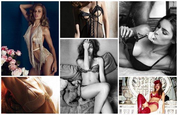 Najbardziej seksowne kampanie bielizny z 2013 roku