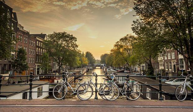 Kawa w Holandii
