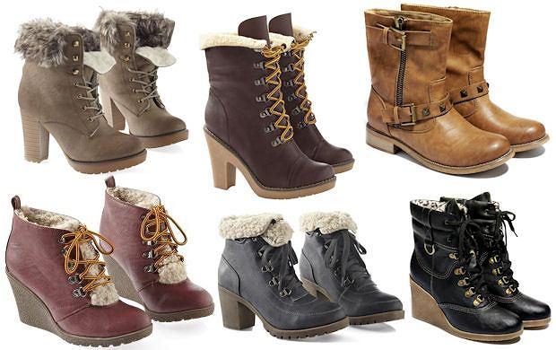 House - kolekcja butów na jesień 2012