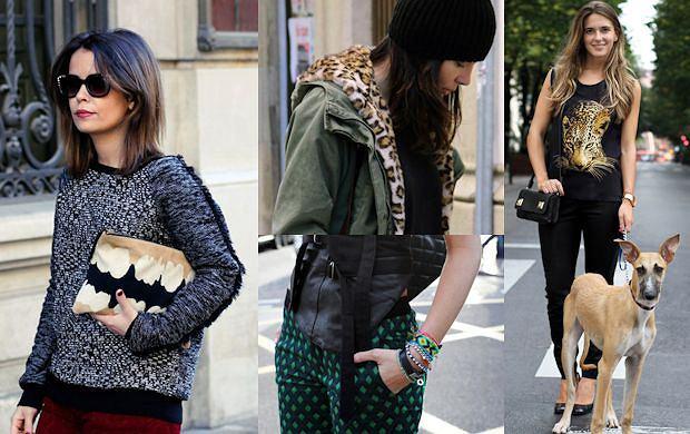 Zara People: stylizacje na listopad