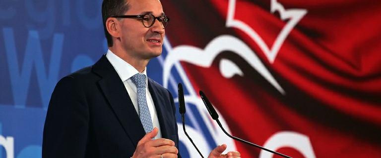 Będzie wniosek o odwołanie Morawieckiego. ''Nie może być premierem ktoś, kto kłamie''