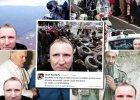"""Kurski t�umaczy si� ze """"s�itfoci"""" zrobionej w Kijowie: Niefortunna. Chcia�em wys�a� co� innego"""