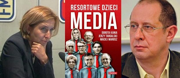 Dominika Wielowieyska i Wojciech Maziarski krytykują publikacje