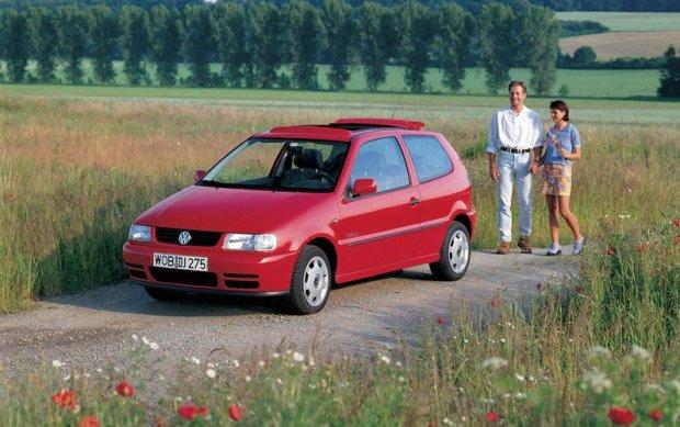 Volkswagen Polo III Open Air
