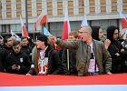 """Antyimigrancki marsz w Warszawie. """"Postawmy mur, nie chcemy tu obcych"""""""