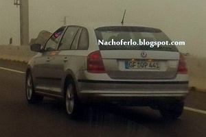Skoda Rapid Spaceback?