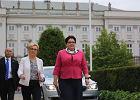 Szefowa MSW Teresa Piotrowska