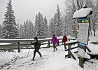 W Warszawie zimna wiosna, a w g�rach? Ciep�a zima i �wie�y �nieg. Idealne warunki dla narciarzy