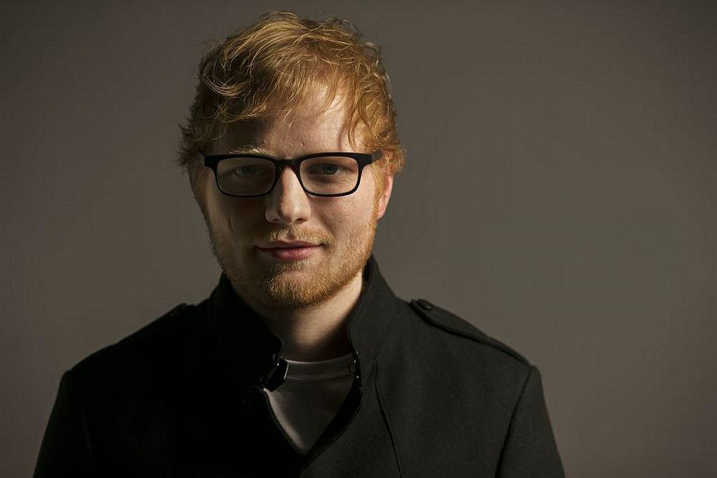 Ed Sheeran zagra dwa koncerty w Polsce / mat. prasowe