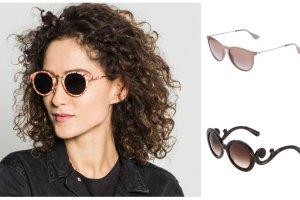 Kobiecy poradnik: dobierz okulary do kształtu twarzy