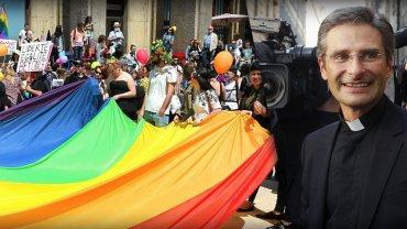 10 punkt�w i ka�dy zaboli Ko�ci�. Ks. Charamsa pisze manifest - wytyka homofobi� i pogard�