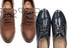 Buty w m�skim stylu: trzy stylizacje na jesie�