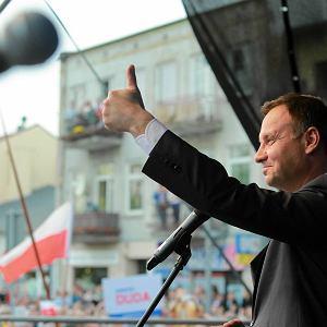 Co dok�adnie obieca� Andrzej Duda?