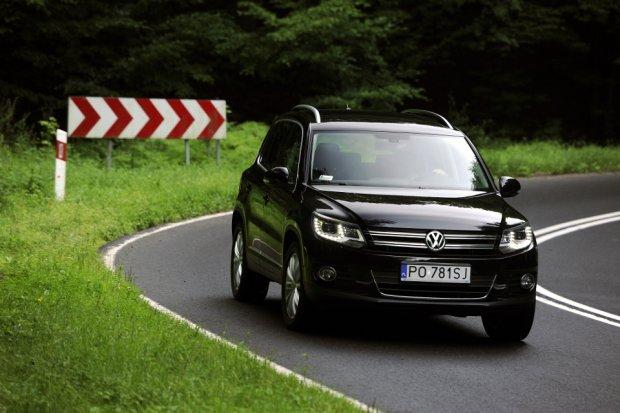 Volkswagen Tiguan | Nowe silniki i systemy multimedialne