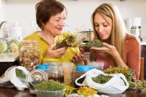 Herbatki zio�owe na najcz�stsze dolegliwo�ci