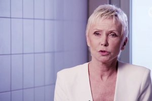 Ewa Błaszczyk: Potwornie krzyczałam, kiedy biegłam z nią na rękach przez szpitalny korytarz
