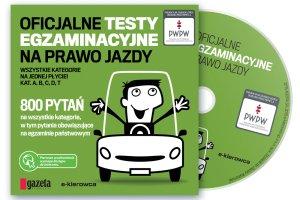 TESTY EGZAMINACYJNE NAPRAWOJAZDY z Gazetą Wyborczą