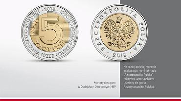 Nowa pięciozłotowa moneta okolicznościowa