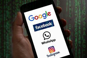 RODO już zbiera żniwo. Google, Facebook, WhatsApp, Instagram pozwane na 8,8 mld dol.