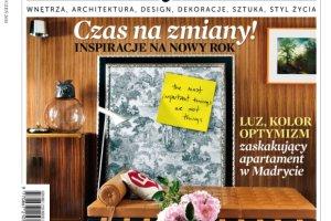 Nowy numer magazynu Dom&Wn�trze ju� w kioskach!