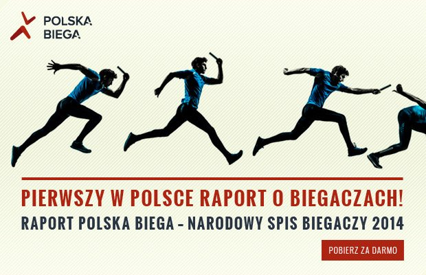 Raport Polska Biega - Narodowy Spis Biegaczy 2014