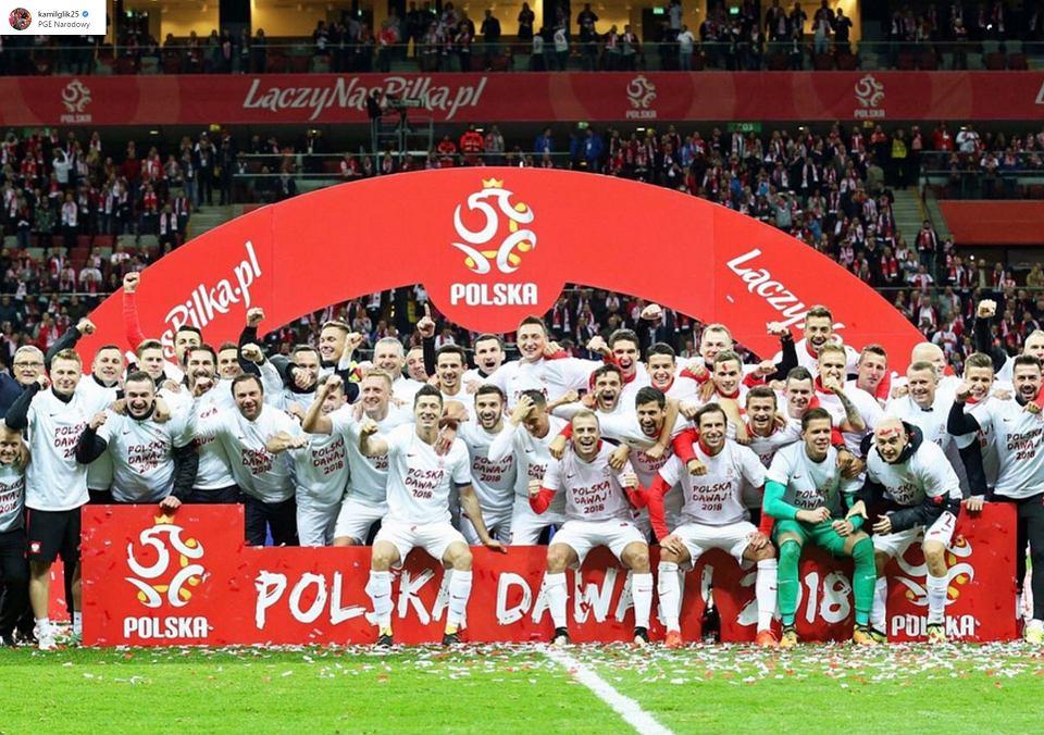 15ba696ee27e Mundial 2018. Wysokie premie dla reprezentantów Polski za awans na ...