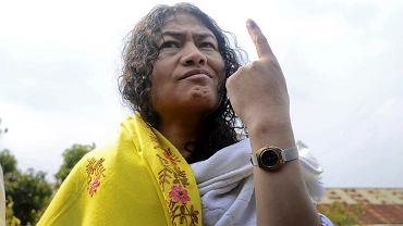Irom Chanu Sharmila rozpoczyna nowy etap walki z bezkarnością indyjskiej armii. Pragnie zasiąść w stanowym parlamencie