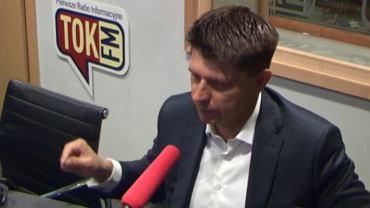 Ryszard Petru w studiu Radia TOK FM