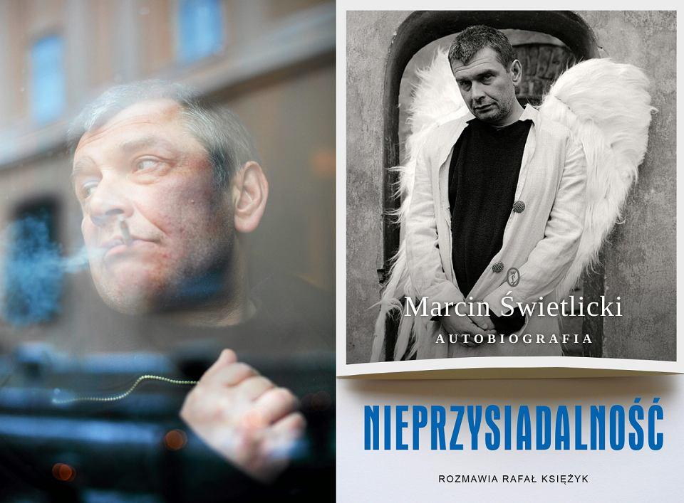 Marcin Świetlicki, Nieprzysiadalność