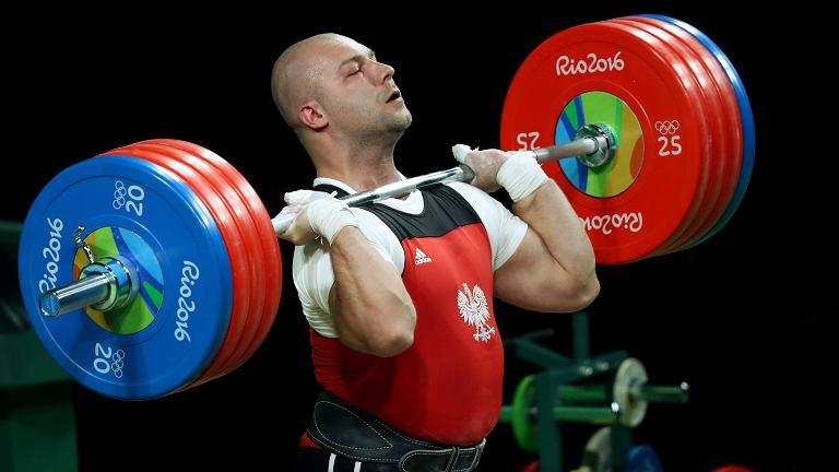 Bartłomiej Bonk podczas Igrzysk Olimpijskich w Rio