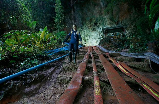 Zdjęcie numer 3 w galerii - Akcja ratunkowa w Tajlandii. Już jest decyzja - powstanie film o uwięzionych chłopcach