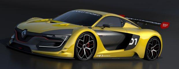 Renault Sport R.S. 01   Imponujący design i wysokie osiągi