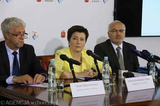 Gronkiewicz-Waltz zwalnia prof. Chazana ze stanowiska dyrektora szpitala na Madali�skiego
