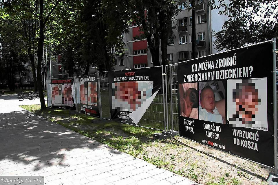 Wystawa fundacji Pro - prawo do życia