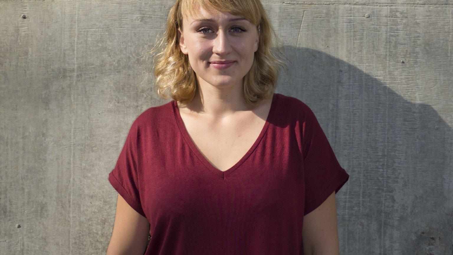 Katarzyna Klaczak, jako pierwsza w Polsce osoba z wirusem HIV dokonała publicznego coming outu