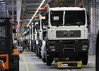 Polska fabryka wyprodukowała ponad 100 tys. ciężarówek