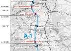 Autostrada A1 Pyrzowice - Cz�stochowa coraz bli�ej. Og�osili przetarg na budow�!