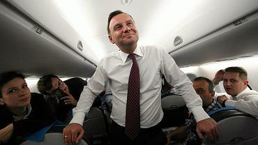 Plan wizyty prezydenta Andrzeja Dudy w Australii i Nowej Zelandii