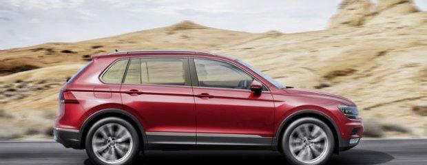 Nowy Volkswagen Tiguan (2016)