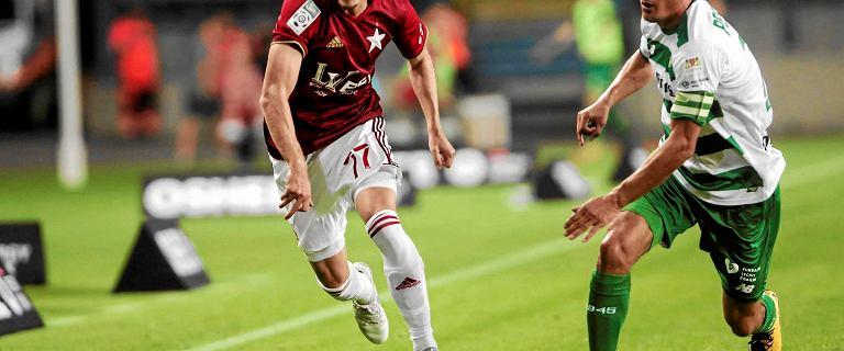 Ekstraklasa. Sławomir Peszko skomentował swoją sytuację w klubie