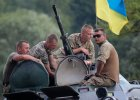 Ukrai�cy nie chc� i�� do wojska... I masowo uchylaj� si� od s�u�by