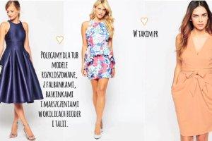 Dobierz odpowiedni fason sukienki do swojej sylwetki